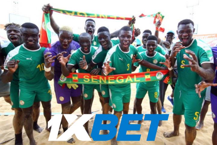 1xBet Sénégal - agence de paris en ligne